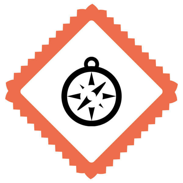 "Badge icon ""Compass (7175)"" provided by Márcio Duarte, from The Noun Project under Creative Commons - Attribution (CC BY 3.0)"